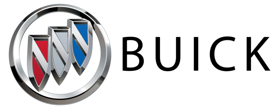 buick logo and home page link