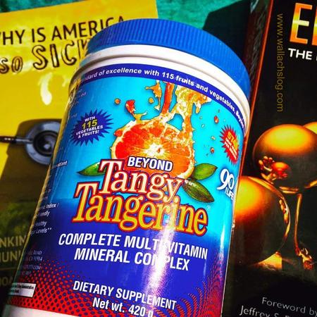 BEYOND TANGY TANGERINE® - 420G CANISTER