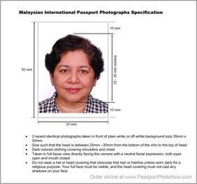 how to take a passport picture yourself