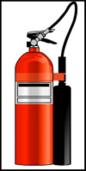 Fire Extinguisher Carbon Dioxide - ICON SAFETY CONSULTING INC.