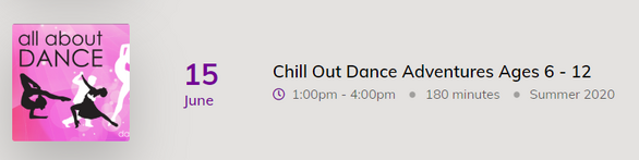 Chill Out Dance Adventures