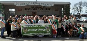 Rockville Center St Patrick's Parade