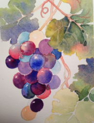 COMPREHENSIVE ENTRY LEVEL BEGINNERS CLASS IN WATERCOLOR
