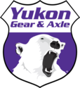 Yukon Gear Logo and Link
