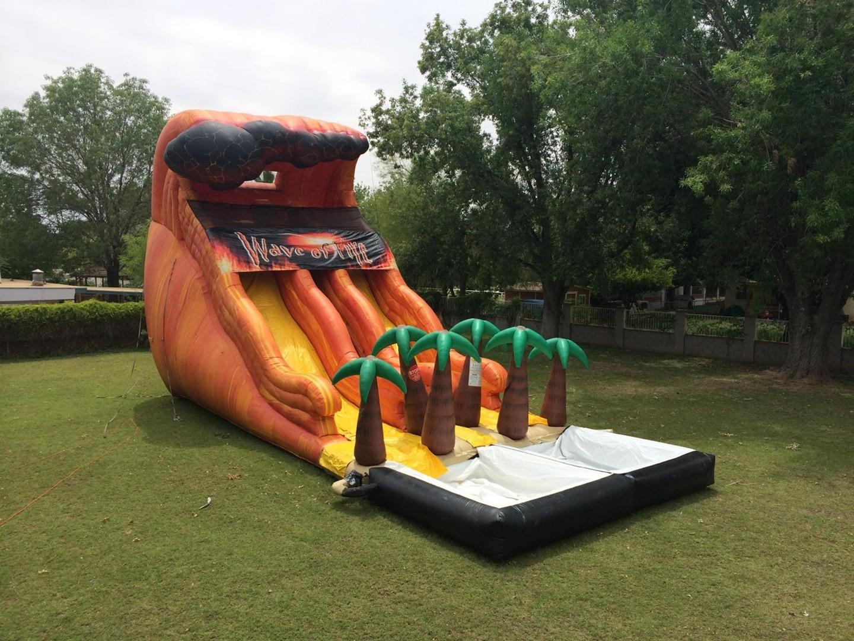 water slides rentals az inflatable water slides rentals az