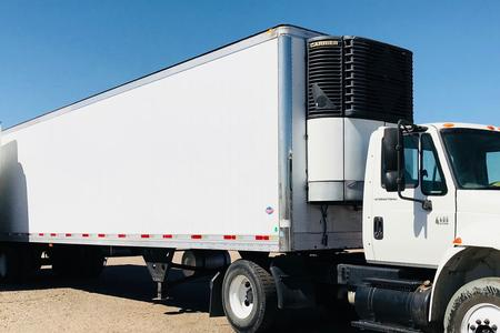 2007 Utility Reefer Trailer Carrier Unit