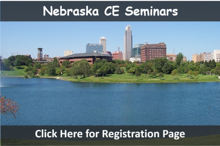 Nebraska Omaha Lincoln Chiropractic seminars ce near NE continuing education chiropractor online seminar hours conference credits