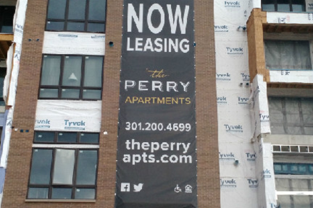 Leasing Banners