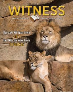 Read the latest Witness online!