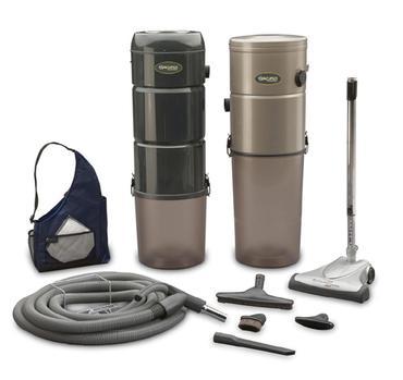 Central Vacuums By Vacuflo