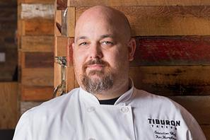 Tim Humphrey, Executive Chef at Tiburon Tavern