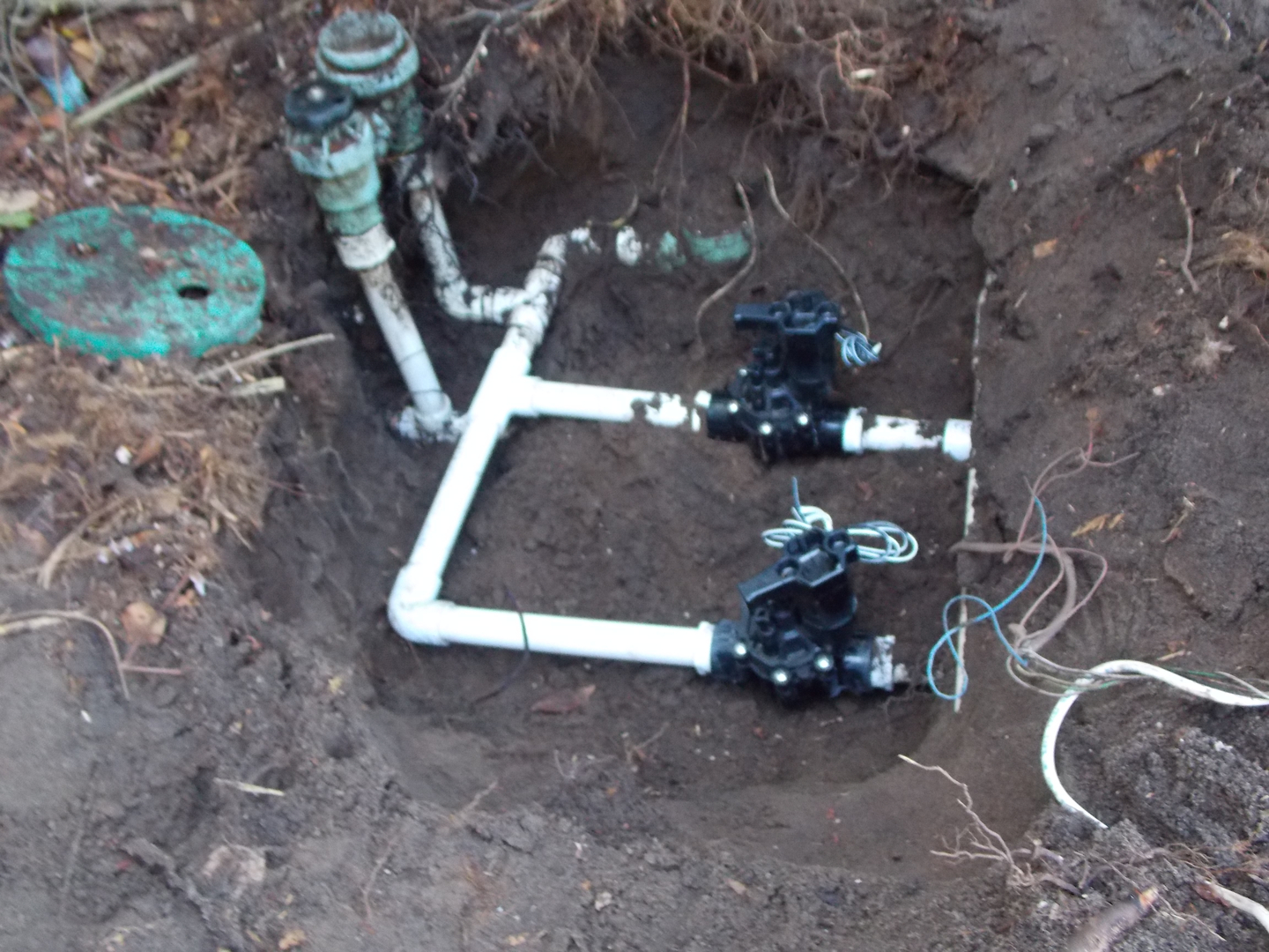 Hunter Irrigation System Repair Clay Duval St Johns Counties