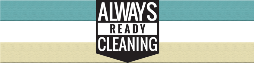 Always Ready Cleaning official logo