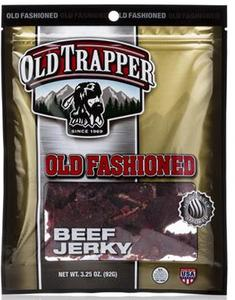 Old Trapper Jerky