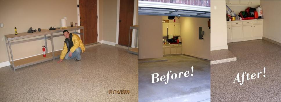 houston garage floors from 995 installed with armorseal epoxy - How To Epoxy Garage Floor