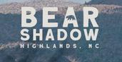 Bear Shadow of Highlands NC