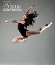 Ajkun Ballet Theatre Dancer