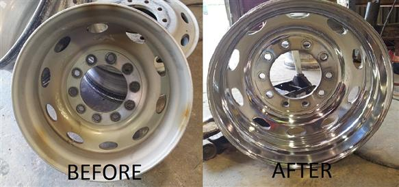 Best Way To Clean Alloy Rims