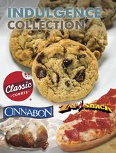 Indulgence Collection Cookie Dough Fundraiser and more