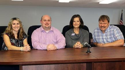 2020 Town Council and Clerk