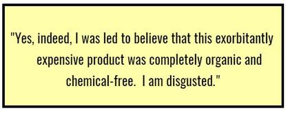 Quote from Berkeley Ergonomics customer #1