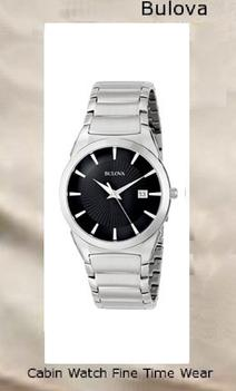 Bulova 96B149 ,mvmt watches men