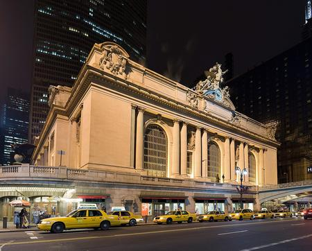 Grand Central Terminal, on 42nd Street.