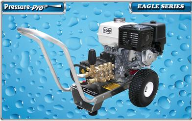 Cold Water Pressure Washers- Gas