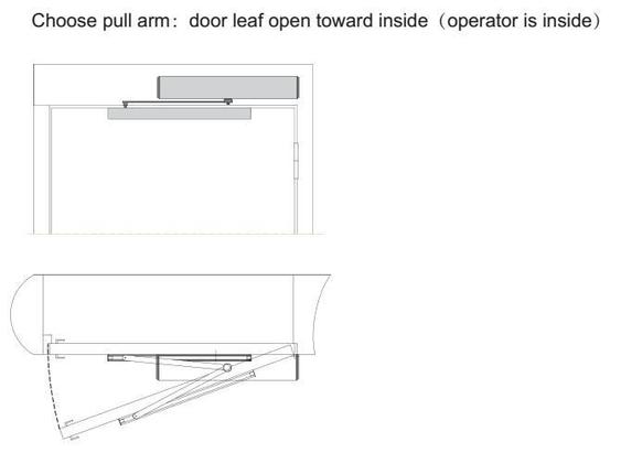 automatic swing door installation guide