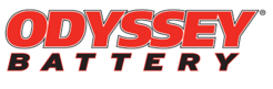 Odyssey Battery Logo and Link