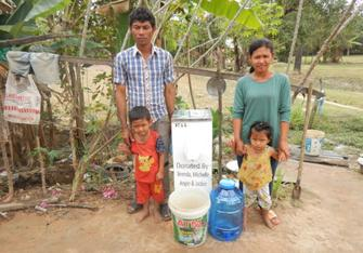 Peer to Peer Bio-Sand Water Filters Campaign
