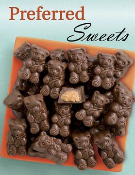 Preferred Sweets Chocolate Fundraiser Brochure