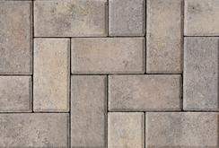 Unilock Concrete Hollandstone Paver in Almond Grove Color