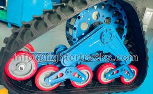 rubber track chassis
