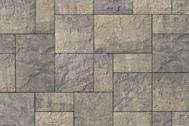 Unilock Concrete Paver Bristol Valley in Steel Mountain Color