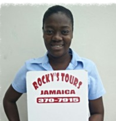 rockys tours airport representative