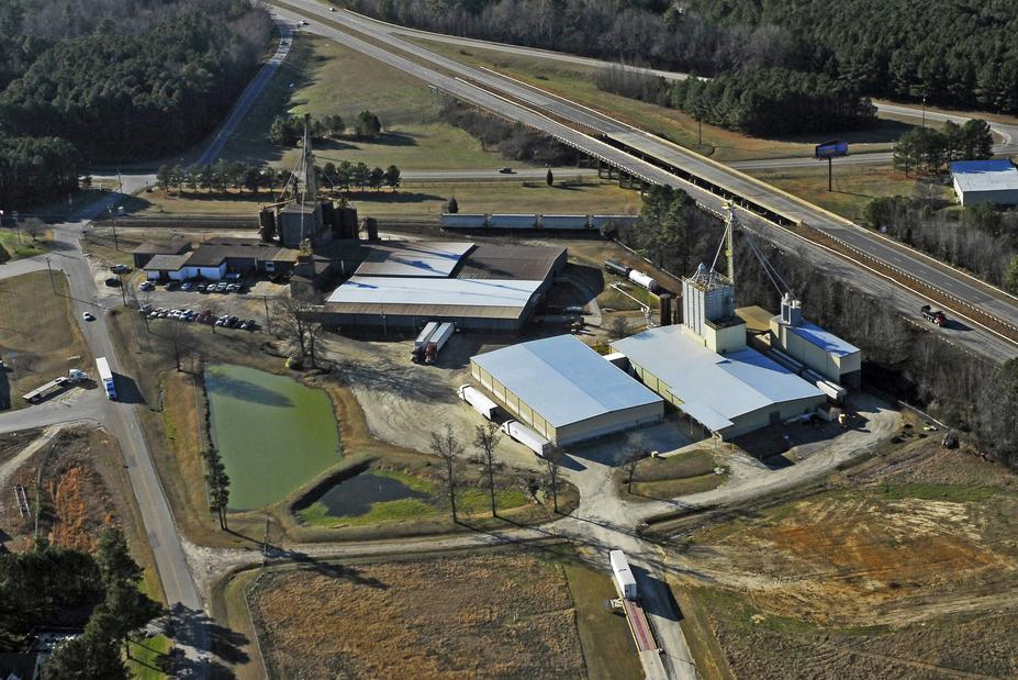 Eastern Minerals Plant