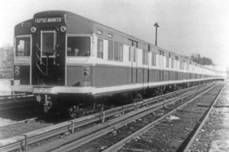 The BMT Bluebird Compartment Car.