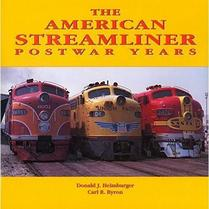 American Streamliner, The - Postwar Years