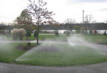 Landscape Irrigation, Landscape Lighting, Evenflow Irrigation, Irrigation System Shut Down, Irrigation Installation, Dublin Ohio, Powell Ohio, Delaware Ohio, Wedgewood, Tartan Fields