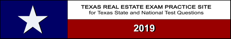 Texas Real Estate Exam Practice - Online