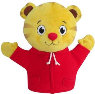 Hire a talented Puppeteer with Daniel Tiger's Neighborhood
