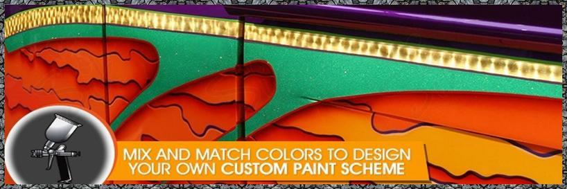 OUR PRODUCT - dry candy paint - candy paint for cars