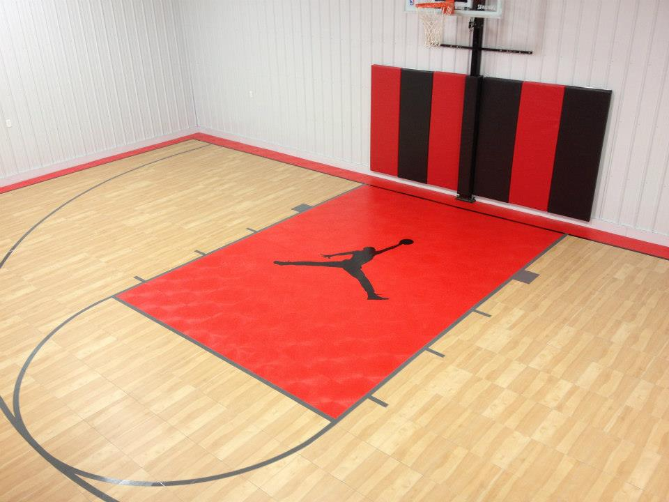 Home and Commercial Sport Gyms Game Courts Montana Owned SnapSports