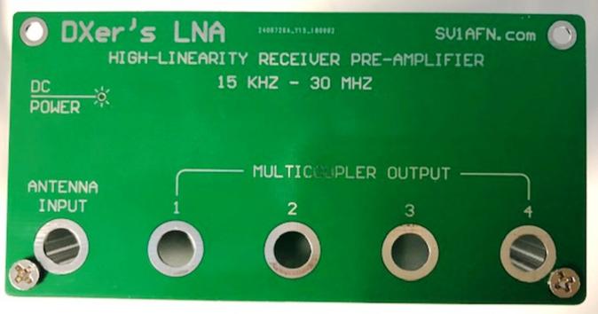 Lna Linearity