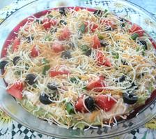 Seven Layer Dip-Chef of the Future-Your Source for Quality Seasoning Rubs