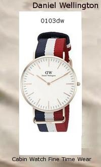 Product Specifications Watch Information Brand, Seller, or Collection Name Daniel Wellington Model number 0103DW Part Number 0103DW Model Year 2011 Item Shape Oval Display Type Analog and digital Case diameter 15 centimeters Case Thickness 6 millimeters Band Material Brass Band width 14 inches Band Color Black Dial color Beige Special features Backup battery Movement Automatic self wind,daniel wellington