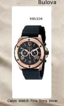 Bulova 98B104,mvmt watches men