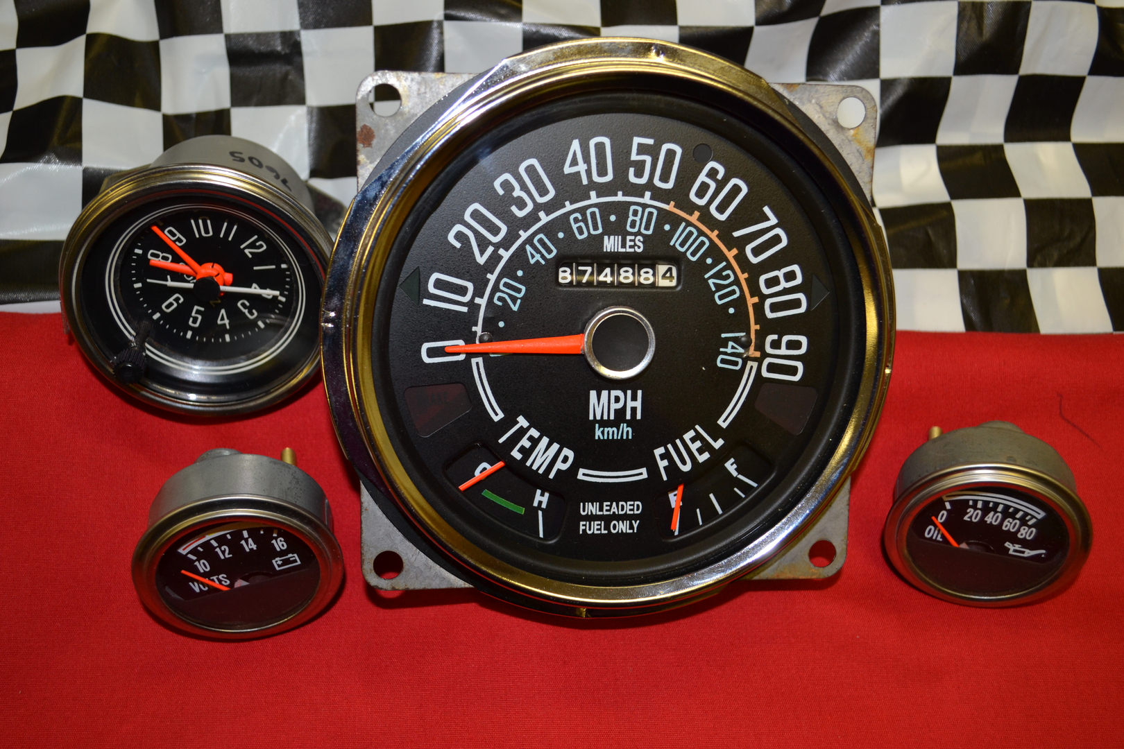 Instrument Services Inc Specializing In Automotive Clock And