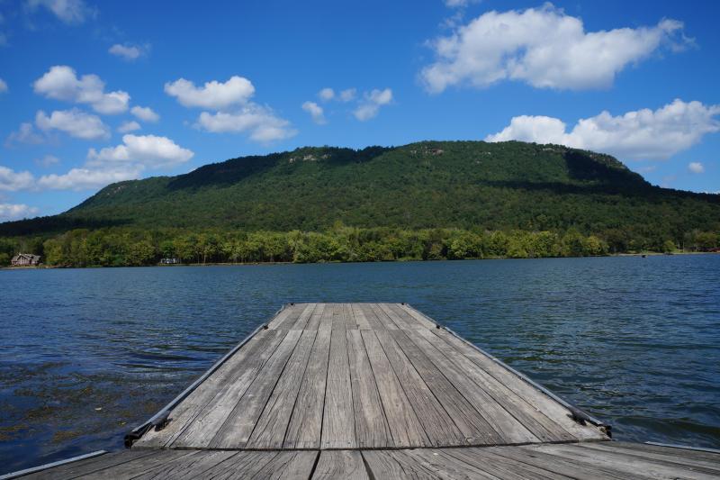 Tennessee River Gorge Island Cabins On Nickajack Lake Home